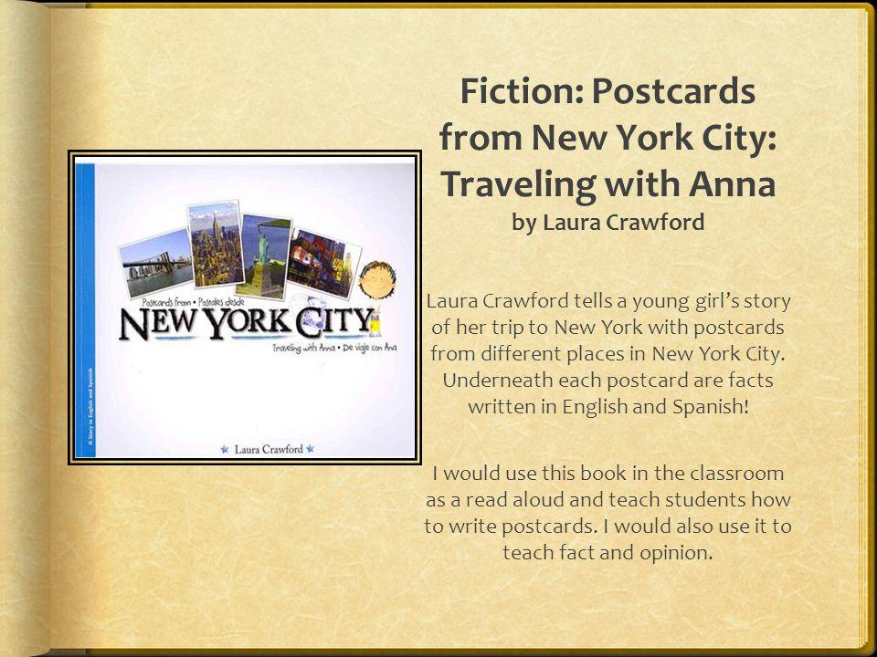 Nonfiction: Brooklyn Bridge by Lynn Gurlee Lynn Gurlee descries how the Brooklyn Bridge was built in this picture book.
