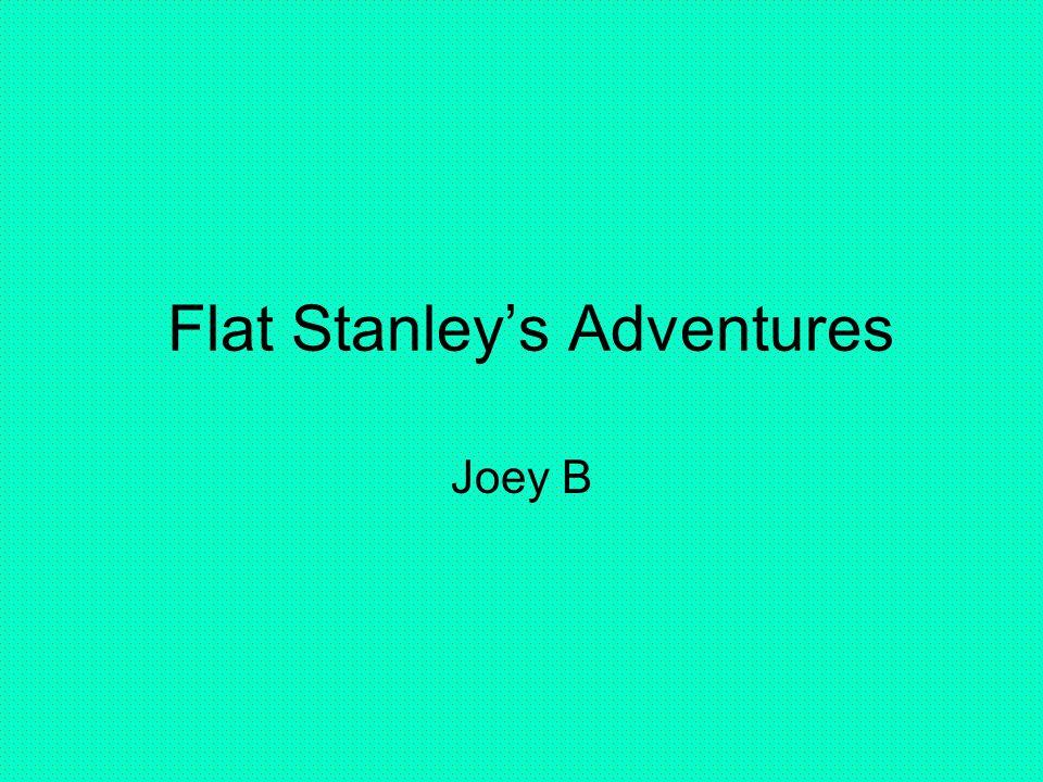 Flat Stanley's Adventures Joey B