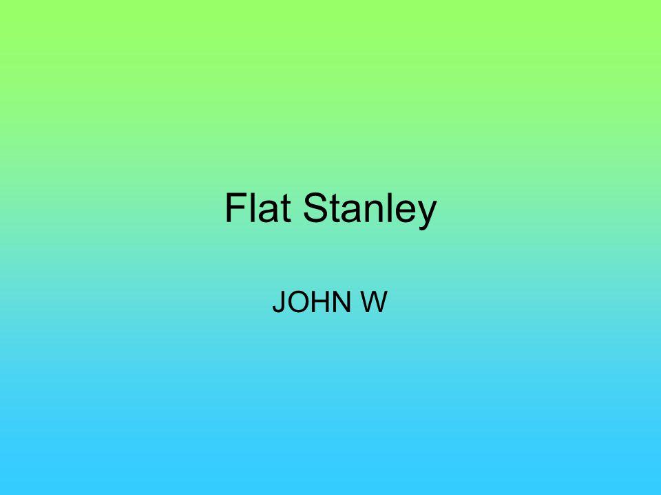 Flat Stanley JOHN W