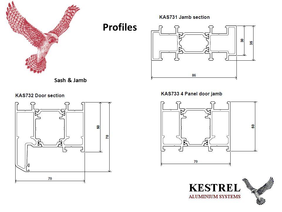 Profiles Beads & Adaptors