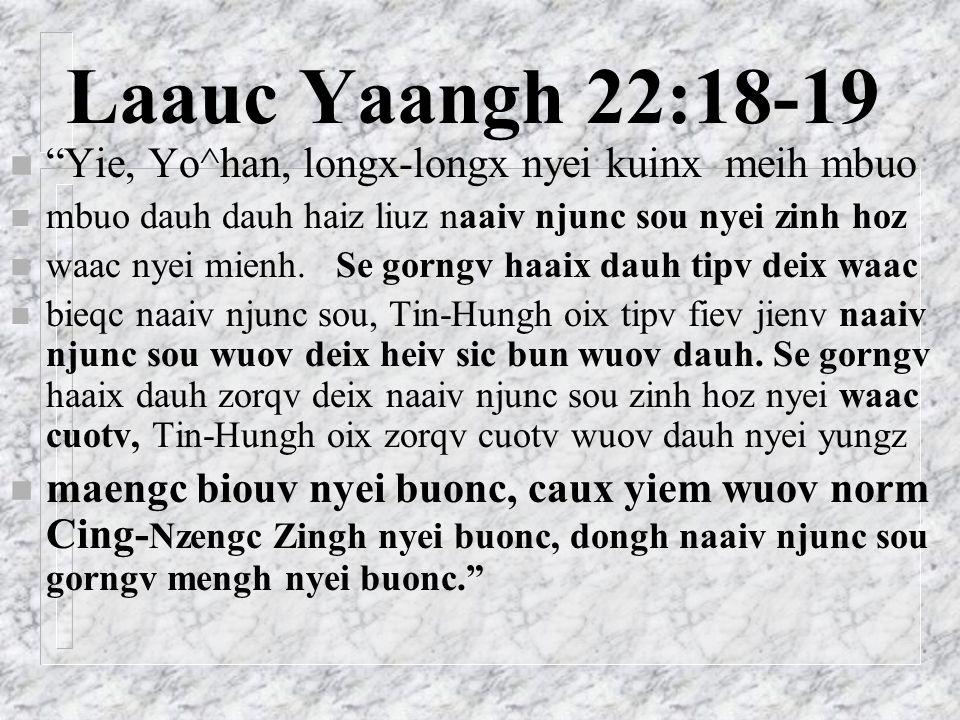 Yietc Zungv Ei Jienv Zoux Nyei Jaa Tim Nzengc.