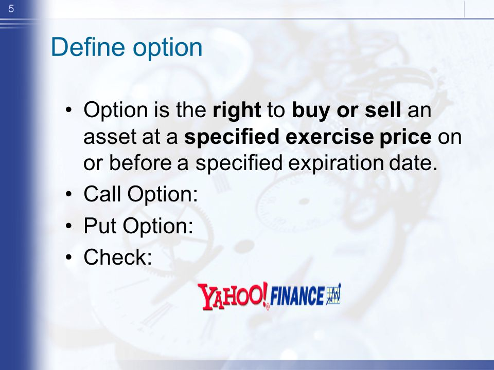 16 Equity and Options-risk and return InvestmentStrategyInvestment Equity onlyBuy stock @ 80100 shares$8,000 Options onlyBuy calls @ 10800 options$8,000 Option exercise price: $80, expire in one year