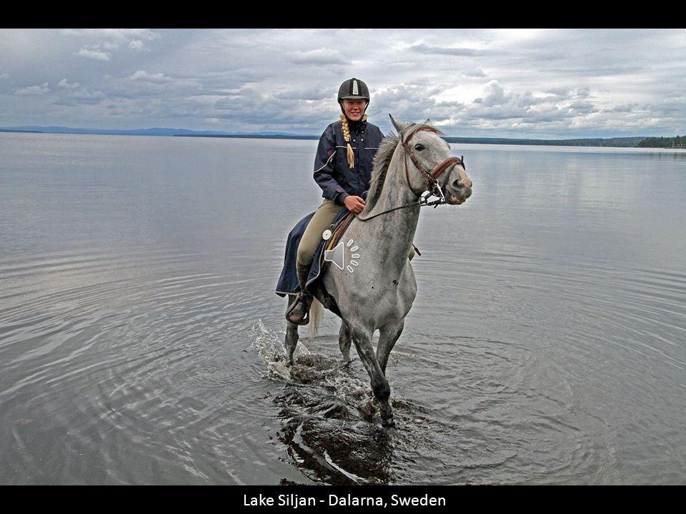 Lake Siljan - Dalarna, Sweden