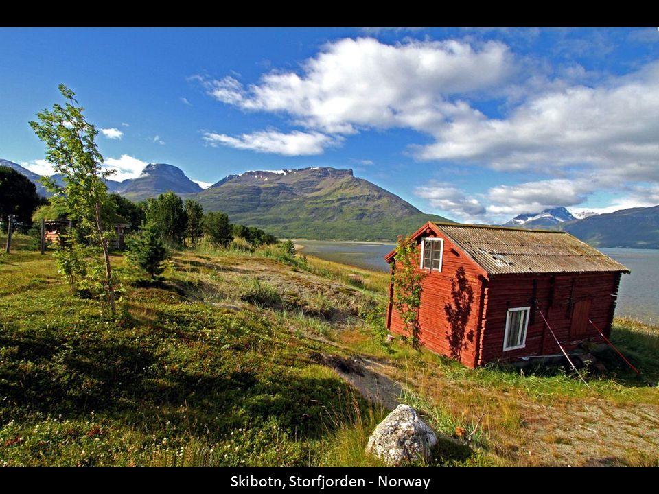 Skibotn, Storfjorden - Norway