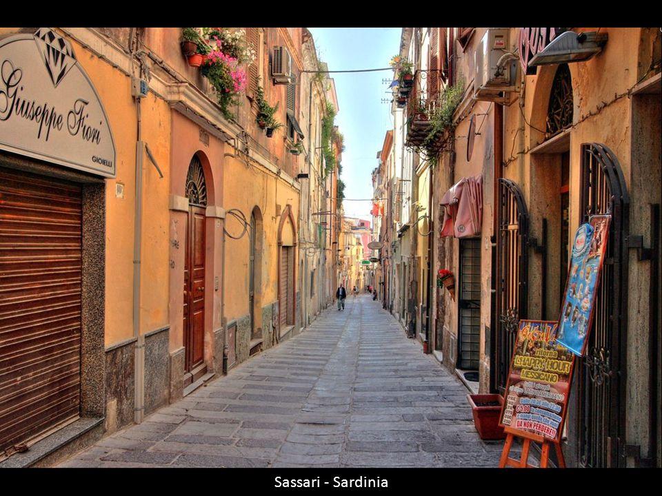 Sassari - Sardinia