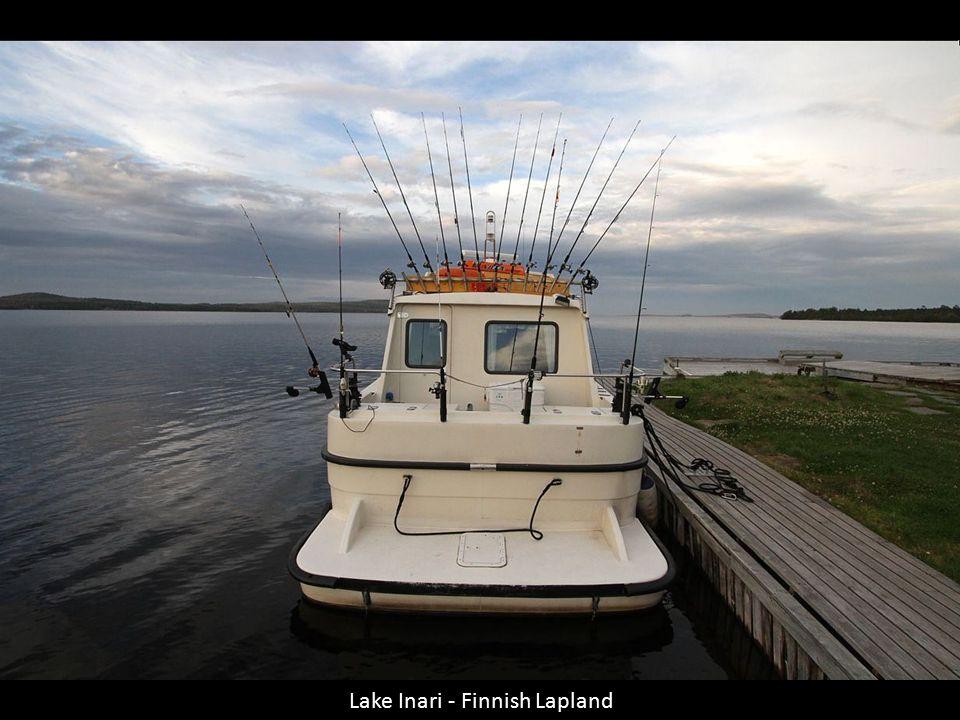 Lake Inari - Finnish Lapland