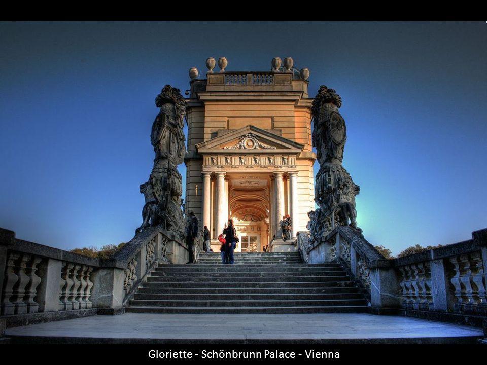 Gloriette - Schönbrunn Palace - Vienna