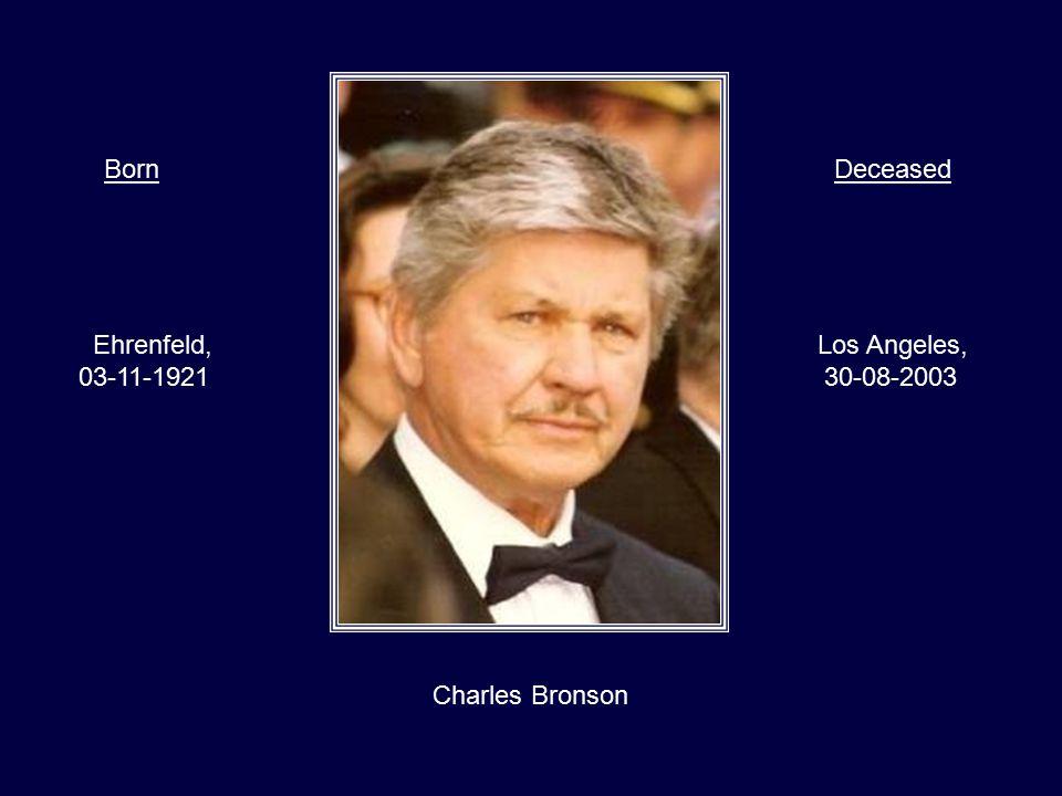 Cary Grant Bristol, Engeland 18-01-1904 Davenport Iowa 29-11-1986 BornDeceased