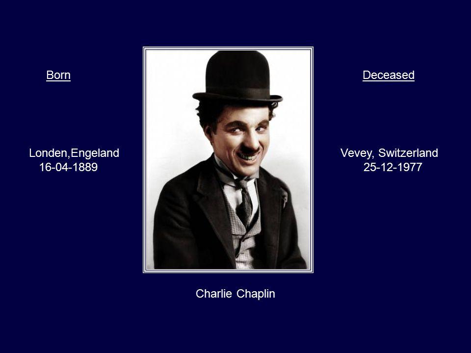 Charles Bronson Ehrenfeld, 03-11-1921 Los Angeles, 30-08-2003 BornDeceased