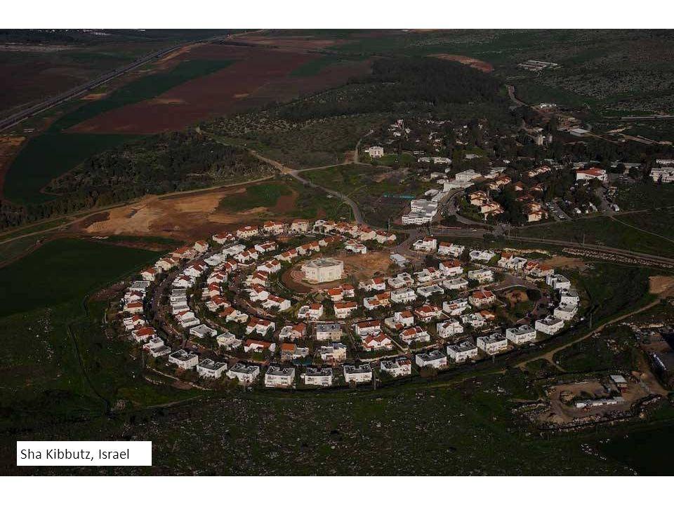Sha Kibbutz, Israel