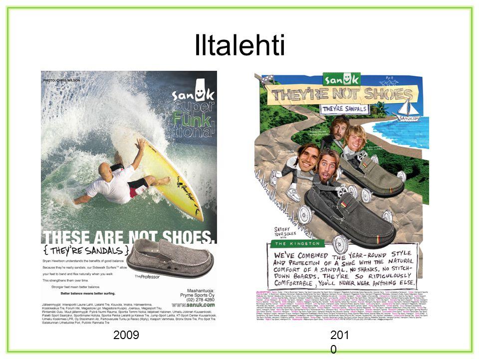 Iltalehti 201 0 2009