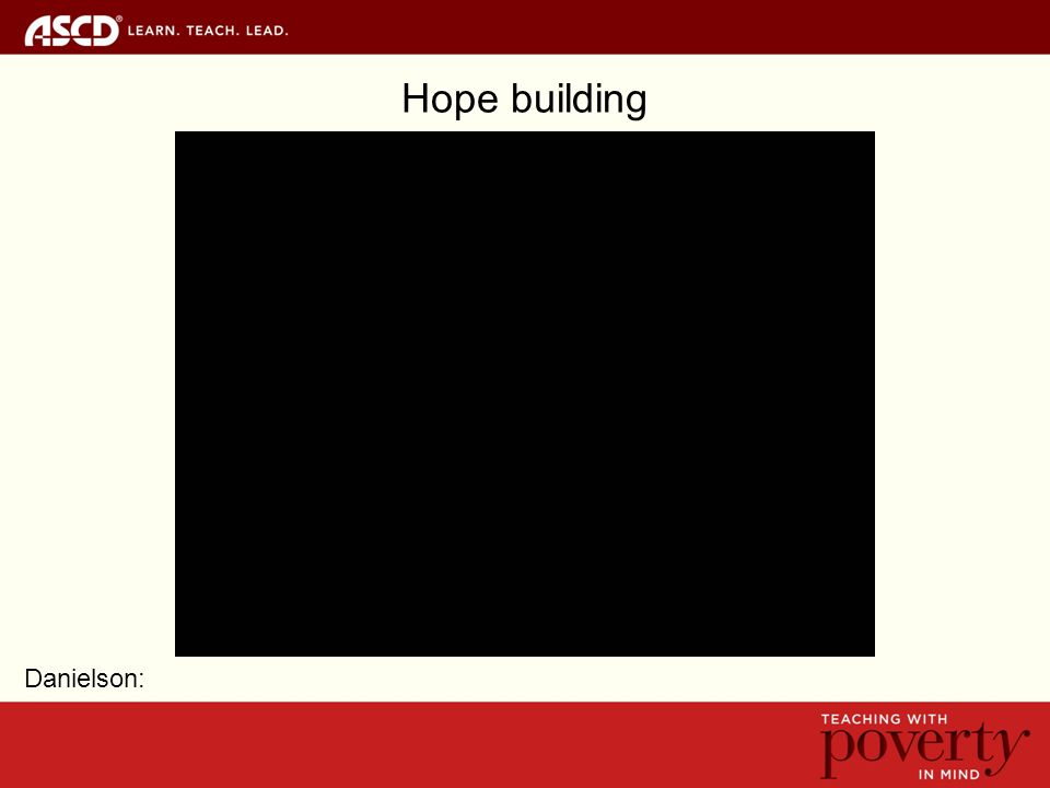 Hope building Danielson: