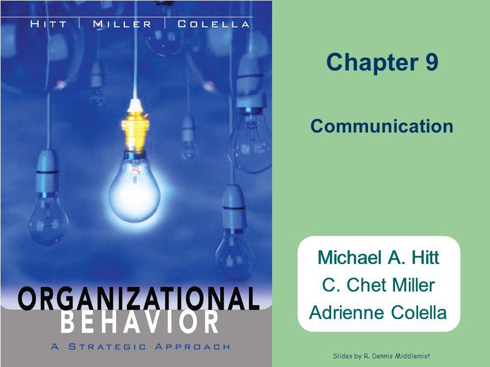 Michael A.Hitt C. Chet Miller Adrienne Colella Slides by R.