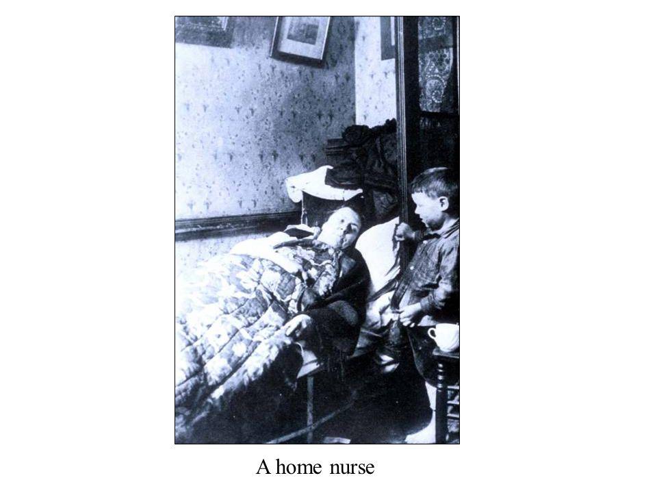 A home nurse