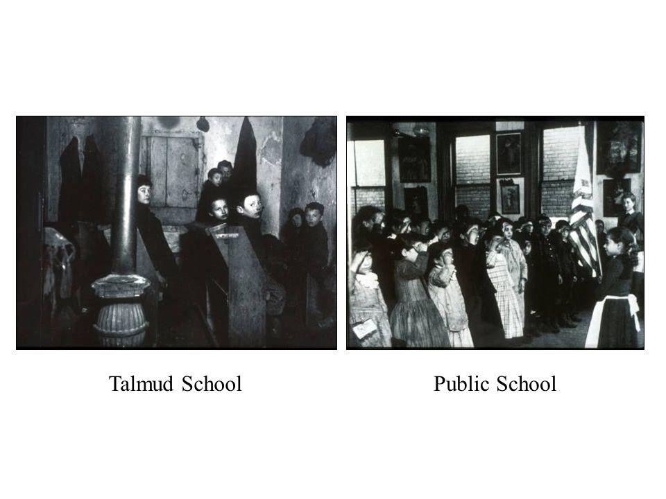 Talmud SchoolPublic School