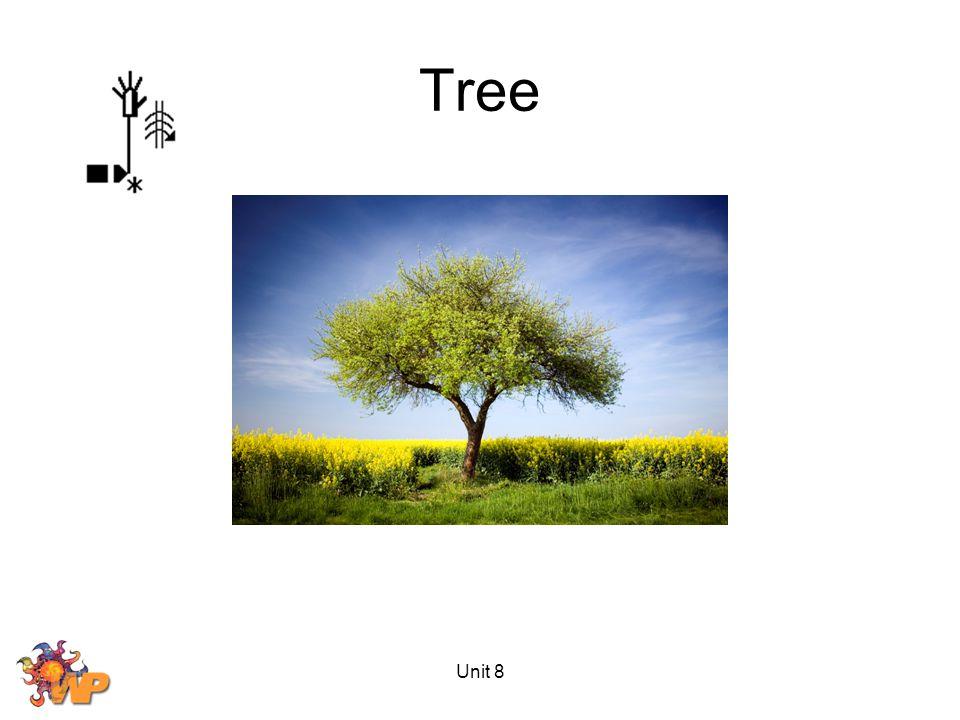 Unit 8 Tree