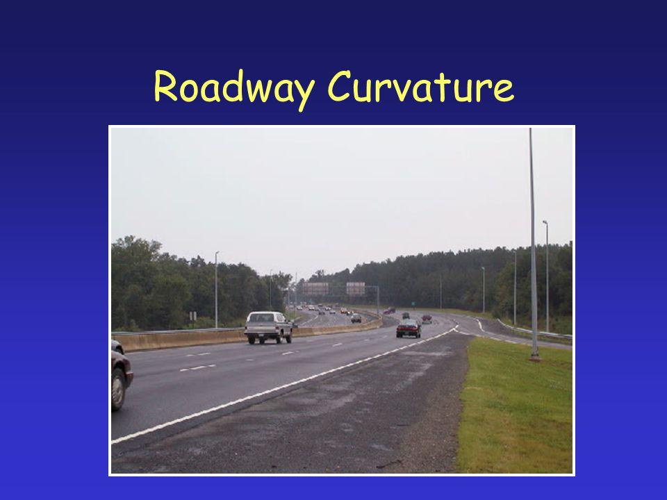Roadway Curvature