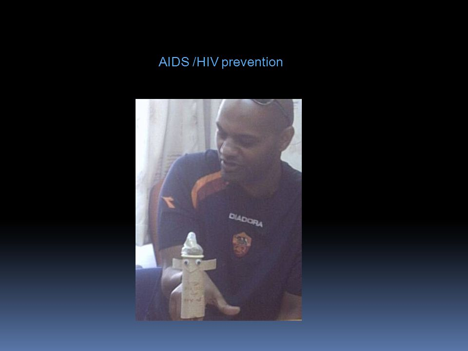AIDS /HIV prevention
