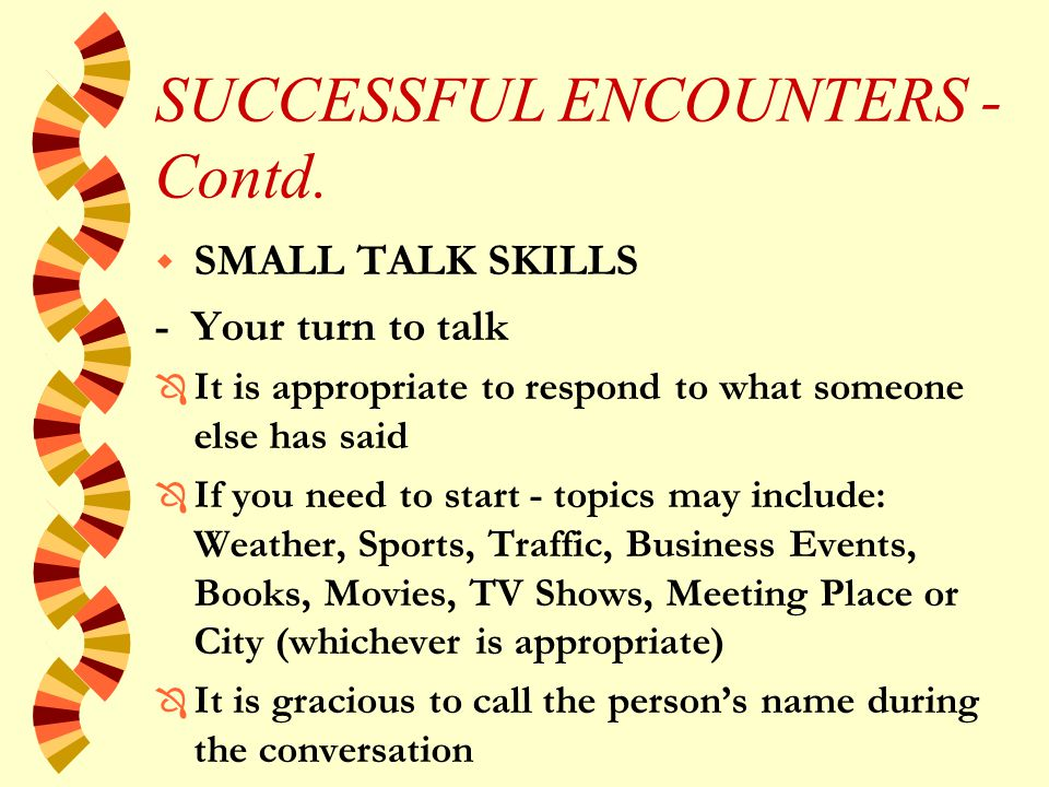 SUCCESSFUL ENCOUNTERS - Contd.