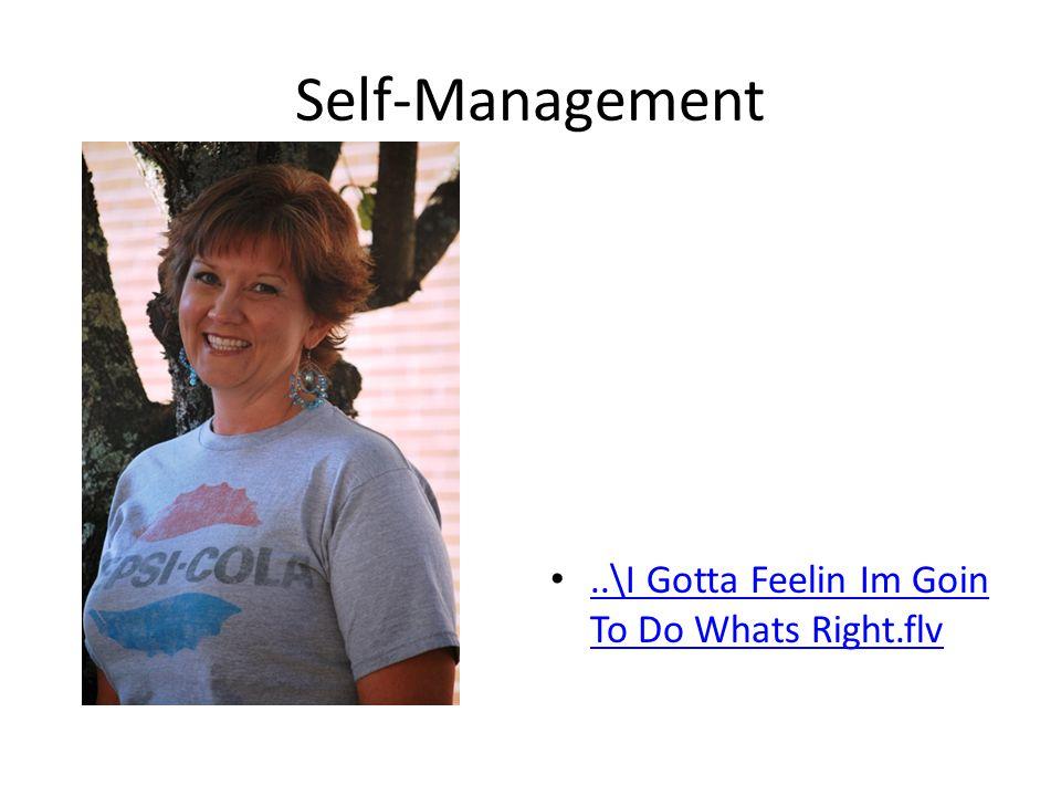 Self-Management..\I Gotta Feelin Im Goin To Do Whats Right.flv..\I Gotta Feelin Im Goin To Do Whats Right.flv