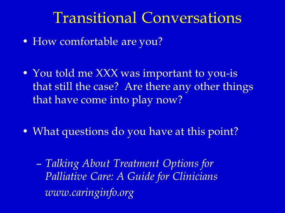 Palliative Care or Ethics Consult.