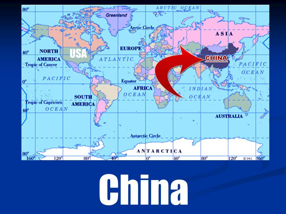 USA China USA
