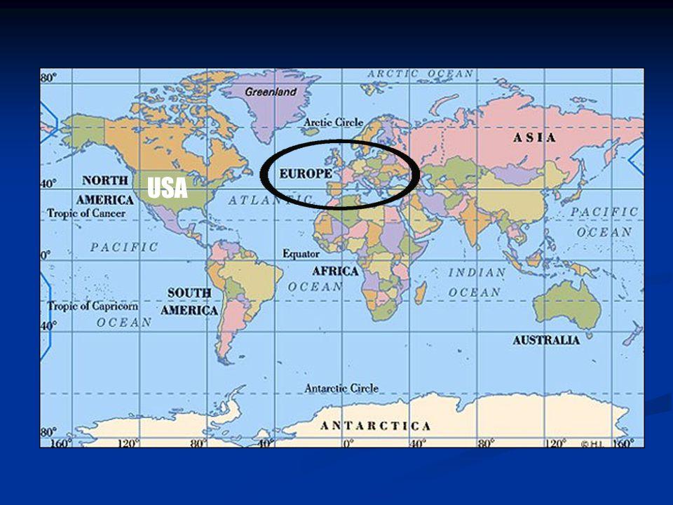 USA AUSTRIA USA