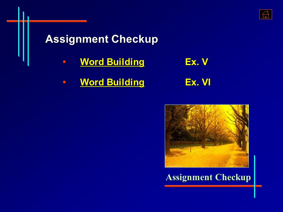 Assignment CheckupAssignment CheckupAssignment CheckupAssignment Checkup Text BText BText BText B Listening PracticeListening PracticeListening Practi