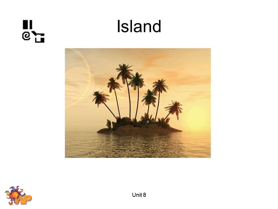 Island Unit 8