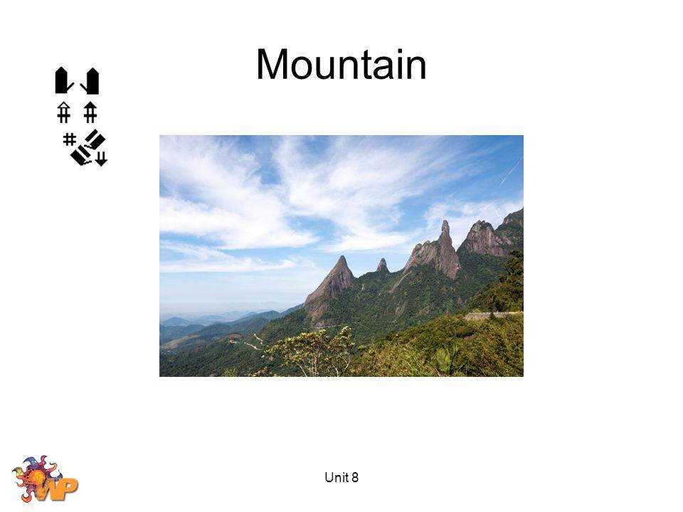 Unit 8 Mountain