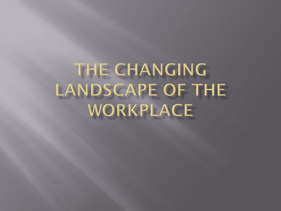  What challenges face working families today and how do they depart from the challenges faced at the mid 20 th century.