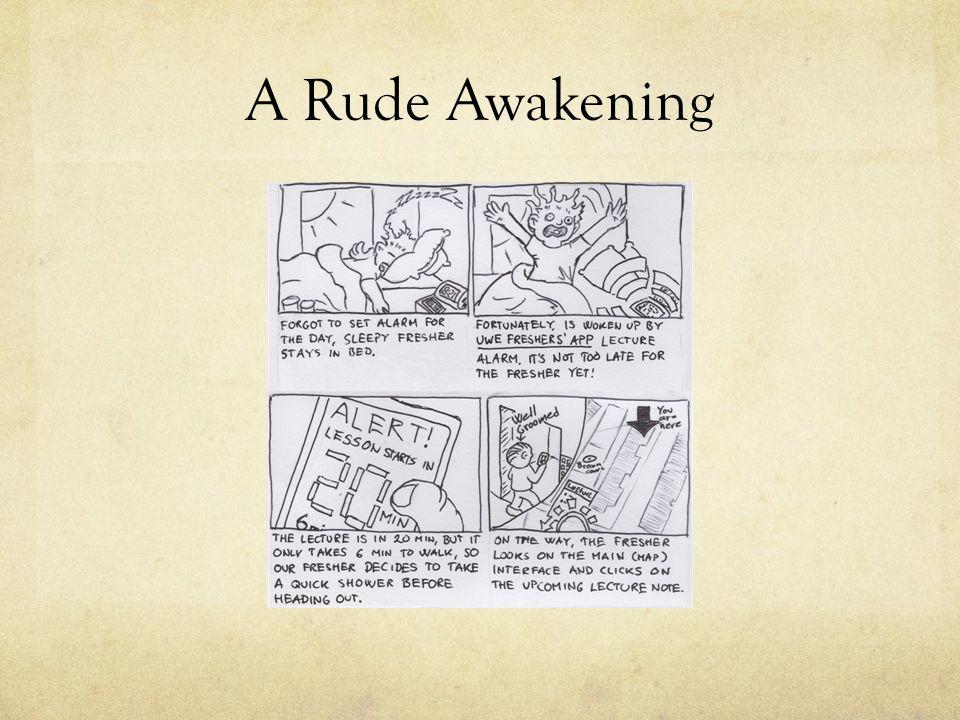 A Rude Awakening (part 2)