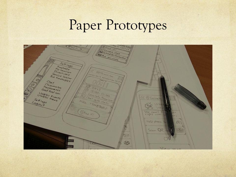 POP Prototype