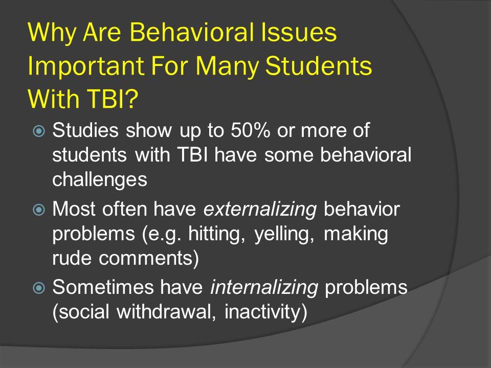 10.Best behavior intervention is prevention. 9. Successful behavior programs focus on ANTECEDENTS.
