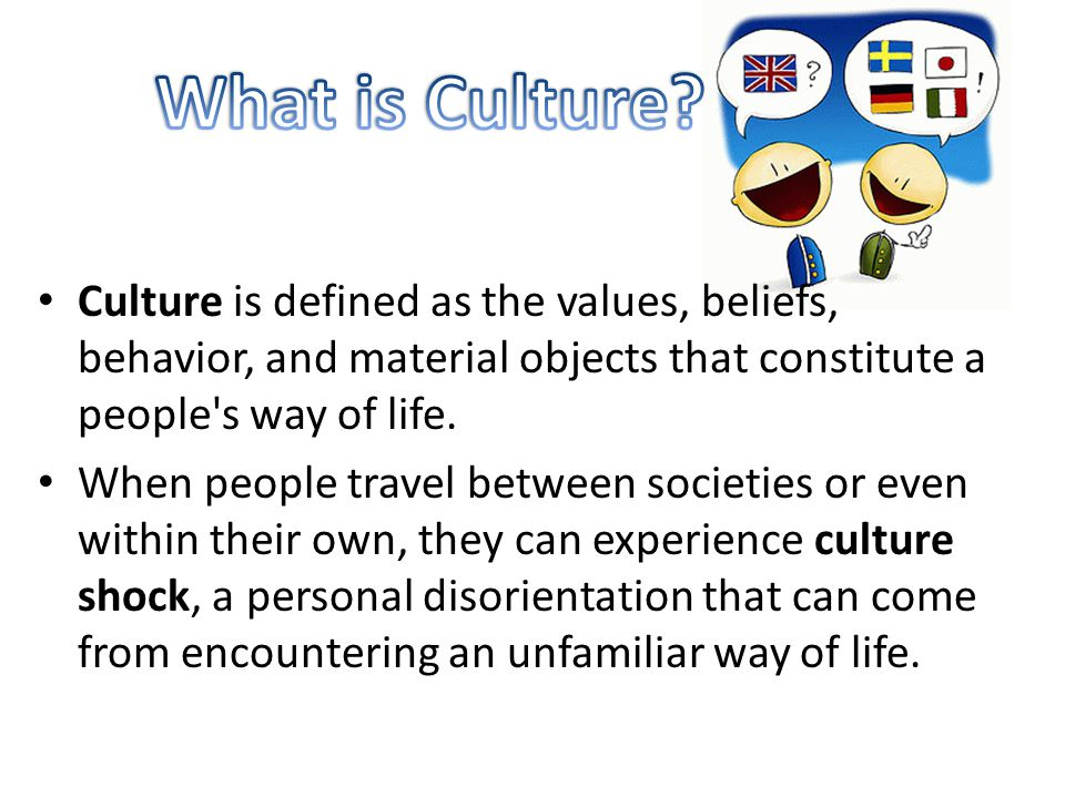 Values and Beliefs Values are defined as the standards by which people assess desirability, goodness, and beauty; they are broad principles Beliefs - specific statements that people hold to be true.