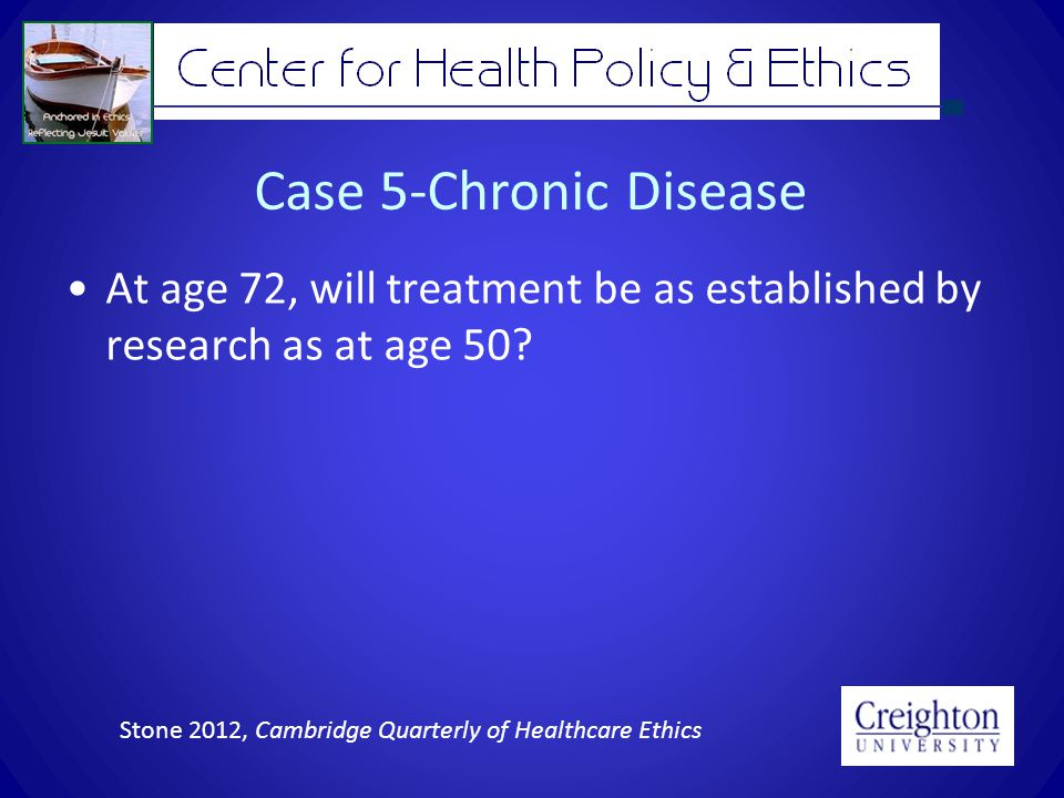 Case 6: Institutional Excellent tertiary hospital Rigorous Quality Improvement (QI) QI includes age-related care.