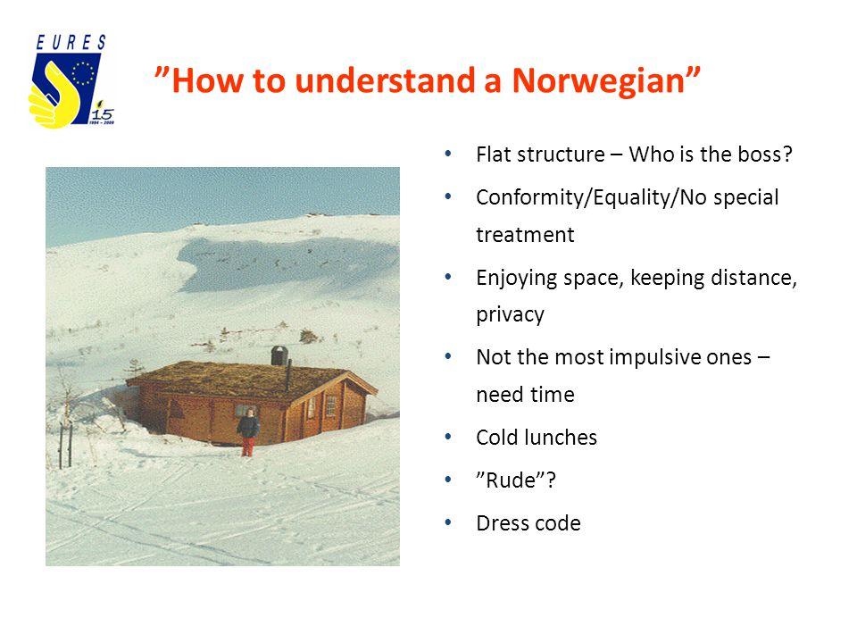 How to understand a Norwegian Flat structure – Who is the boss.