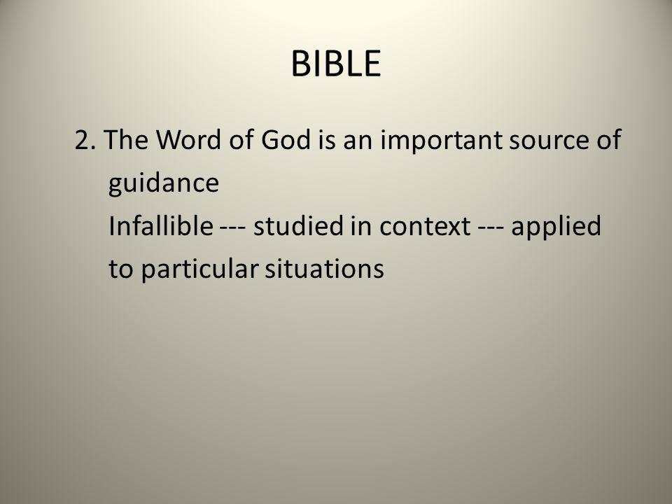 BIBLE 2.