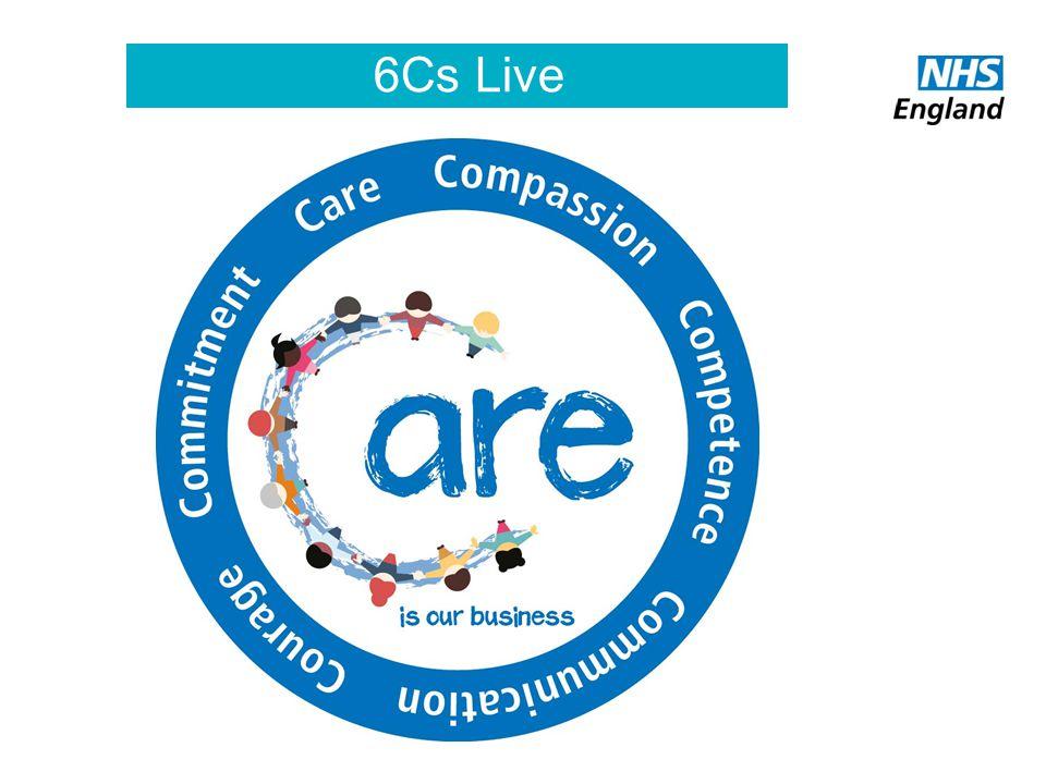 6Cs Live