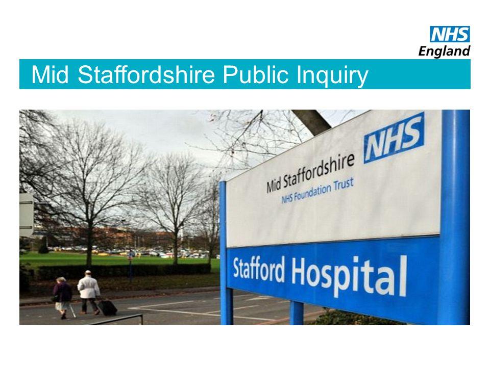 Mid Staffordshire Public Inquiry