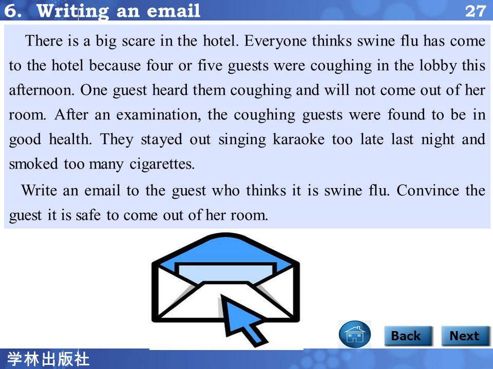 学林出版社 26 1. take note of ______________ 2. and ______________ 3.