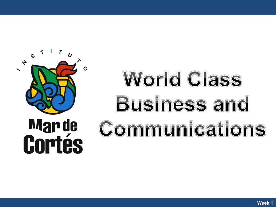 World Class Business and Communications M.en I.