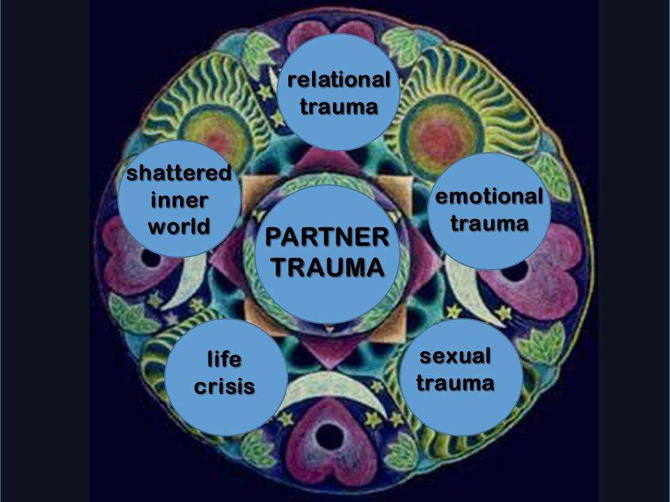 { relational trauma emotional trauma shatteredinnerworld sexualtrauma lifecrisis PARTNER TRAUMA