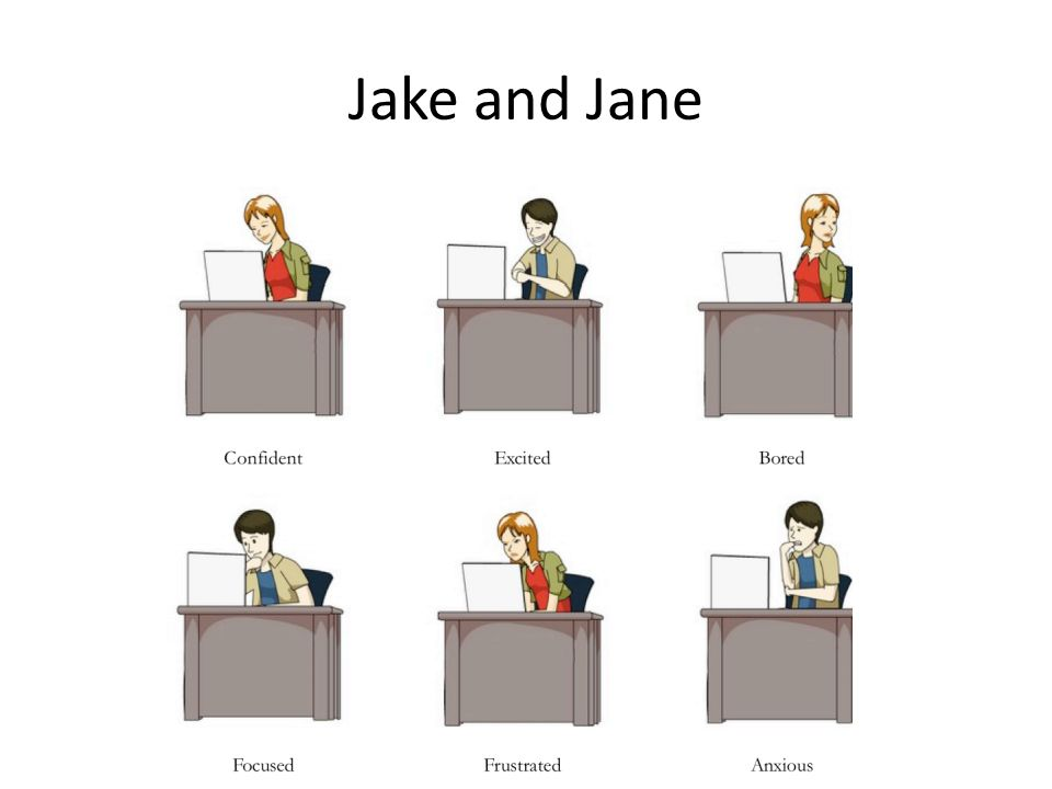 Jake and Jane