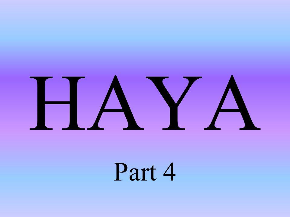 HAYA Part 4