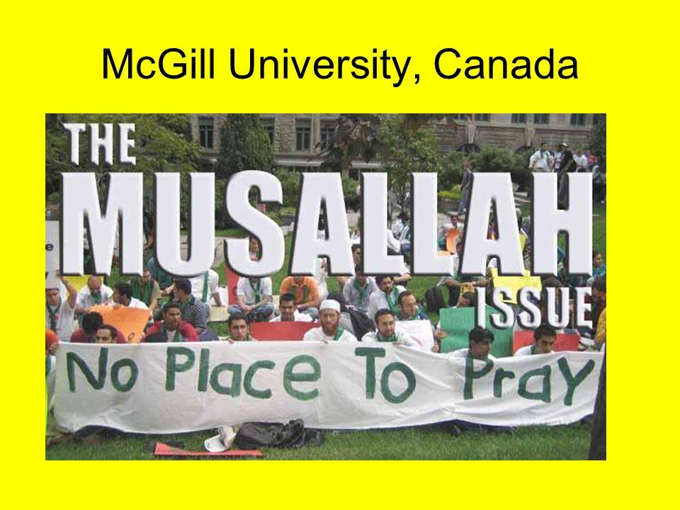 McGill University, Canada