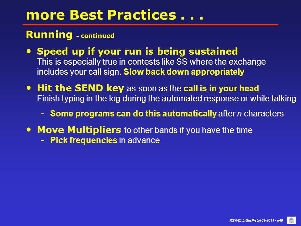 K2YWE Little Pistol 01-2011 - p44 more Best Practices...