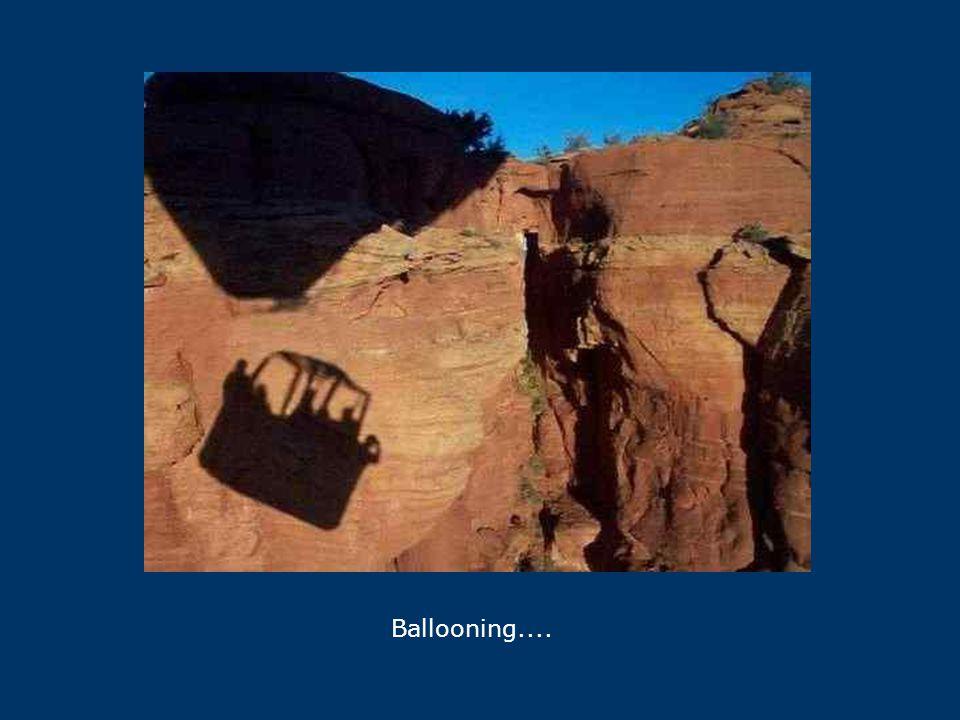 Ballooning....
