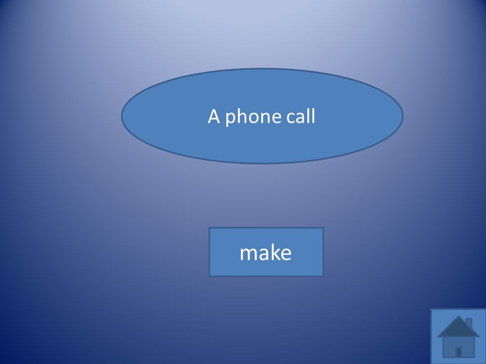 A phone call make