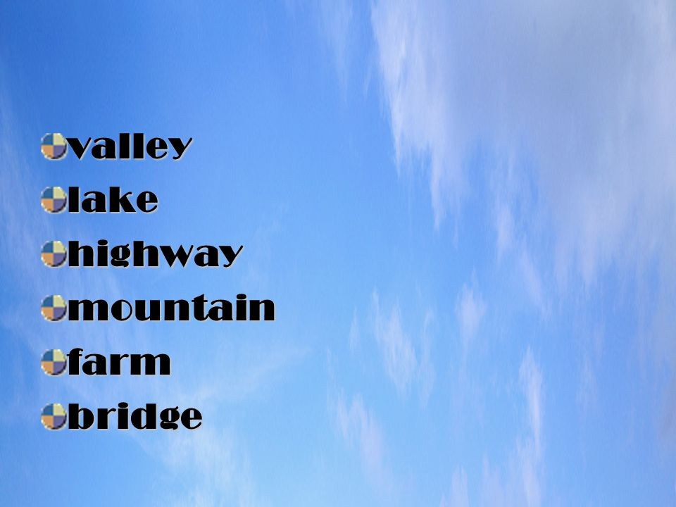 valleylakehighwaymountainfarmbridge